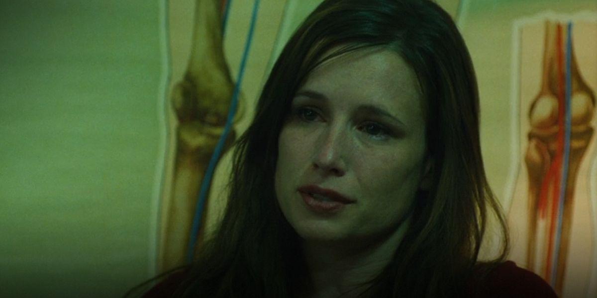 Shawnee Smith as Amanda Young in Saw III