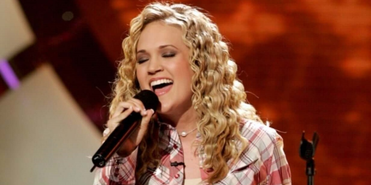 Carrie Underwood American Idol Fox