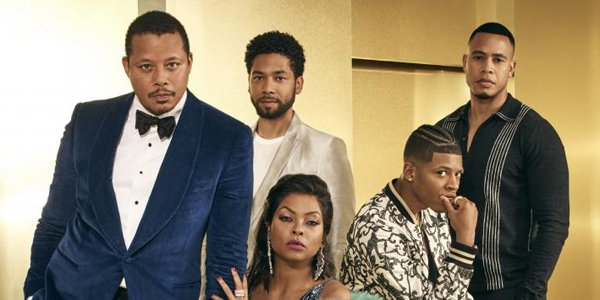 The cast of Empire on Fox