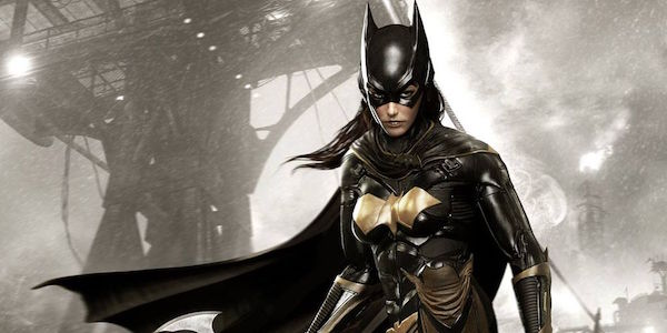 Batgirl from Arkham Knight's DLC