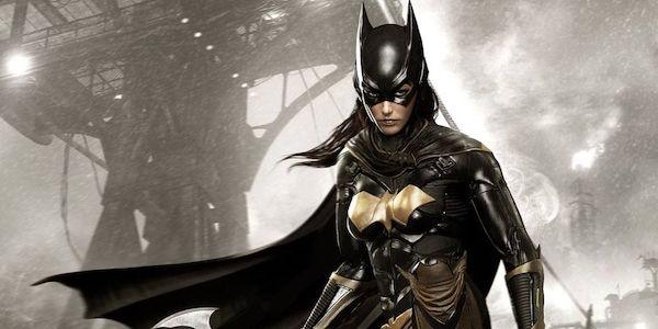 Batgirl from Arkham Knight's DLC