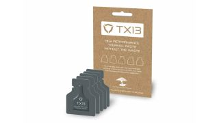 The packaging of the TX13 thermal paste.