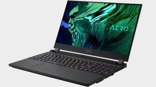 Gigabyte's Aero 15 OLED with an 8-core Tiger Lake-H CPU and RTX 3060 is $1,399 today
