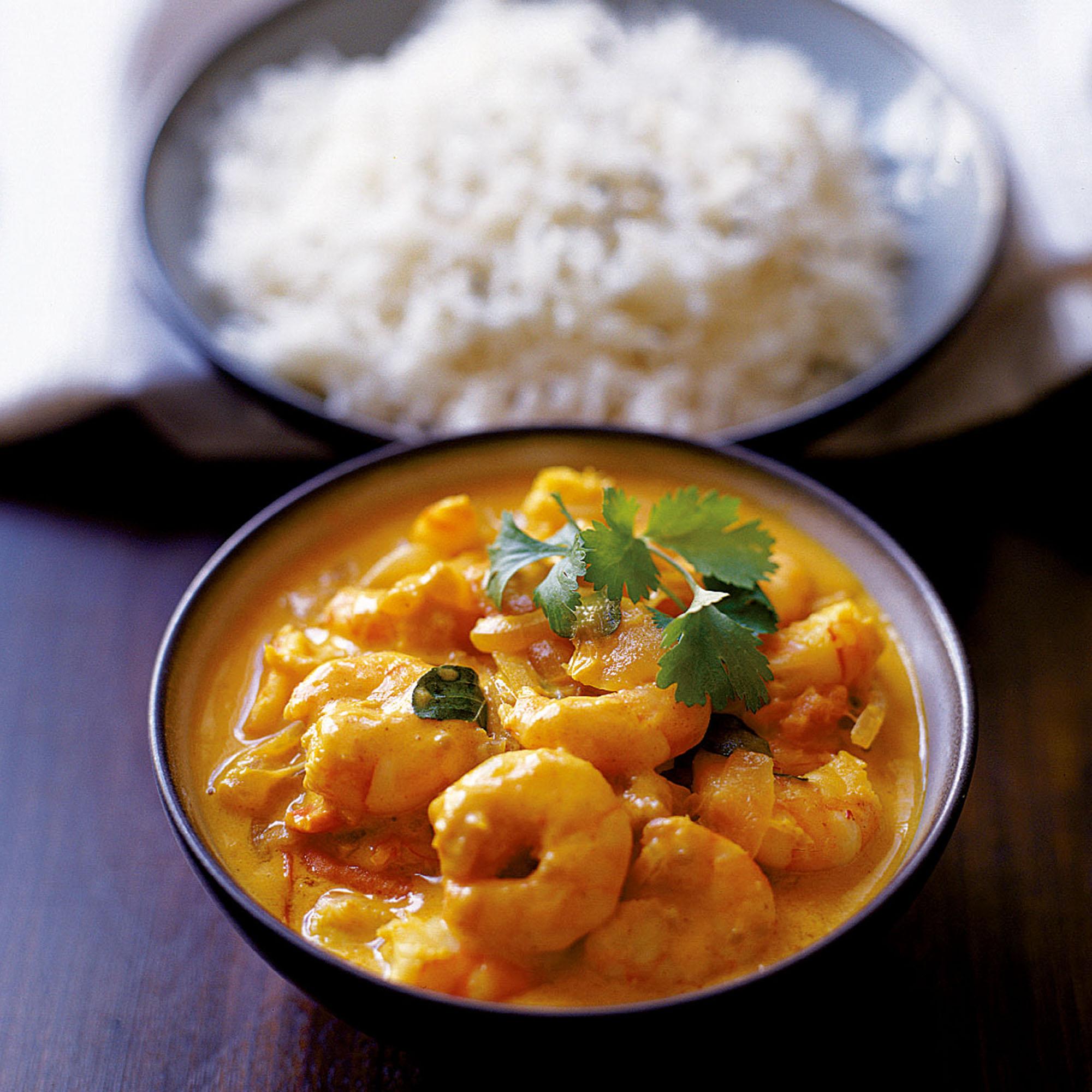 Recipes With Chicken Lemon And Garlic: Malabar Prawn Curry