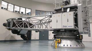 High-G Training Facility centrifuge