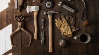 Range of craftsman's tools