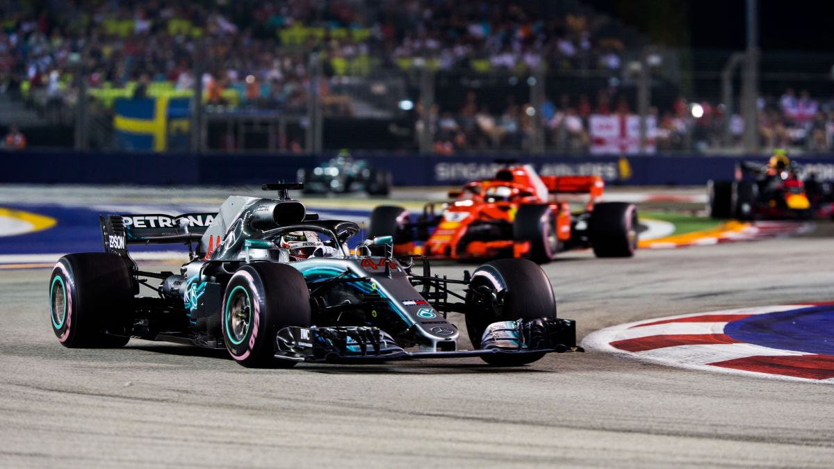 How to Live Stream the F1 2019 Singapore Grand Prix