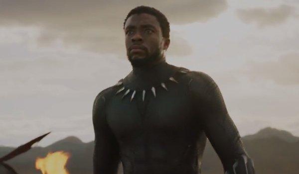 T'Challa Black Panther Chadwick Boseman