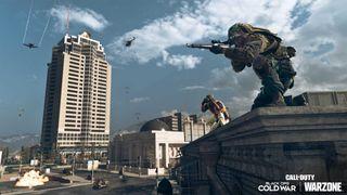 Call of Duty Warzone Nakatomi Plaza