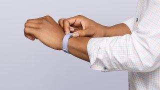 Amazon Halo worn on person's wrist