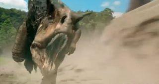 Terra Nova dinosaur