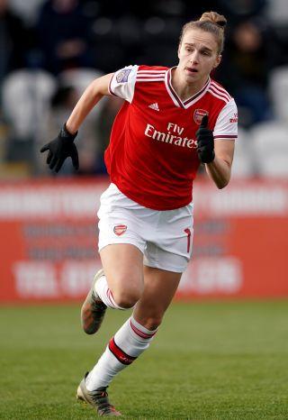 Arsenal v Bristol City – FA Women's Super League – Meadow Park