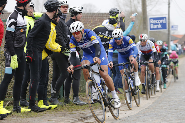 Quick Step Floors Announce Their Usual Phenomenally Strong