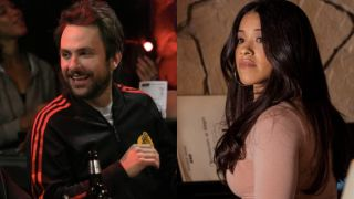Charlie Day and Gina Rodriguez