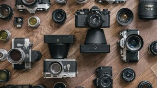 The Instant Magny 35 turns your old film SLR into an instant