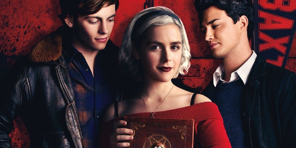 Netflix's The Chilling Adventures of Sabrina Poster