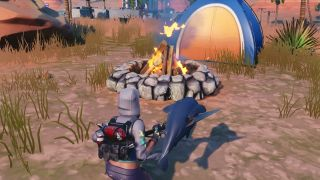 if you want to recover your health in fortnite then there are many different items you can consume bandages medikit slurp juice chug jug cozy campfire - imagenes de free fire o fortnite