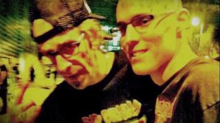 Randy Blythe of Lamb Of God and late fan Wayne Ford