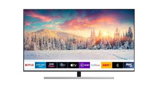 Black Friday QLED TV deal: Save £400 on Samsung Q80R
