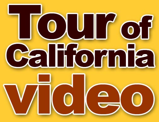 Tour of California video