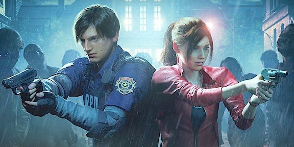 resident evil 2 remake cover claire leon