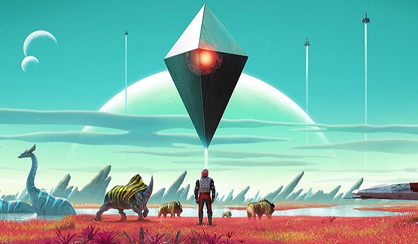 No Man's Sky Review: A Lonely, Magical Journey