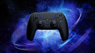 PS5 DualSense controller black