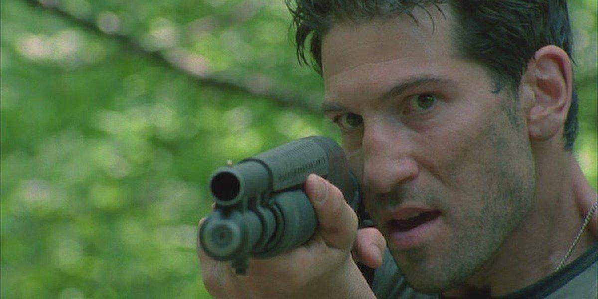 Shane Walsh in The Walking Dead.