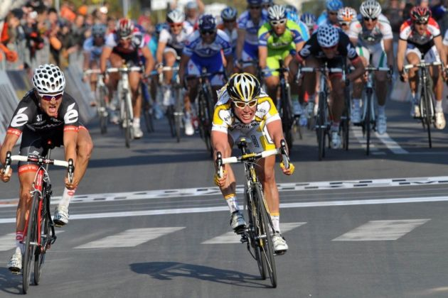 Mark Cavendish Milan San Remo 2009