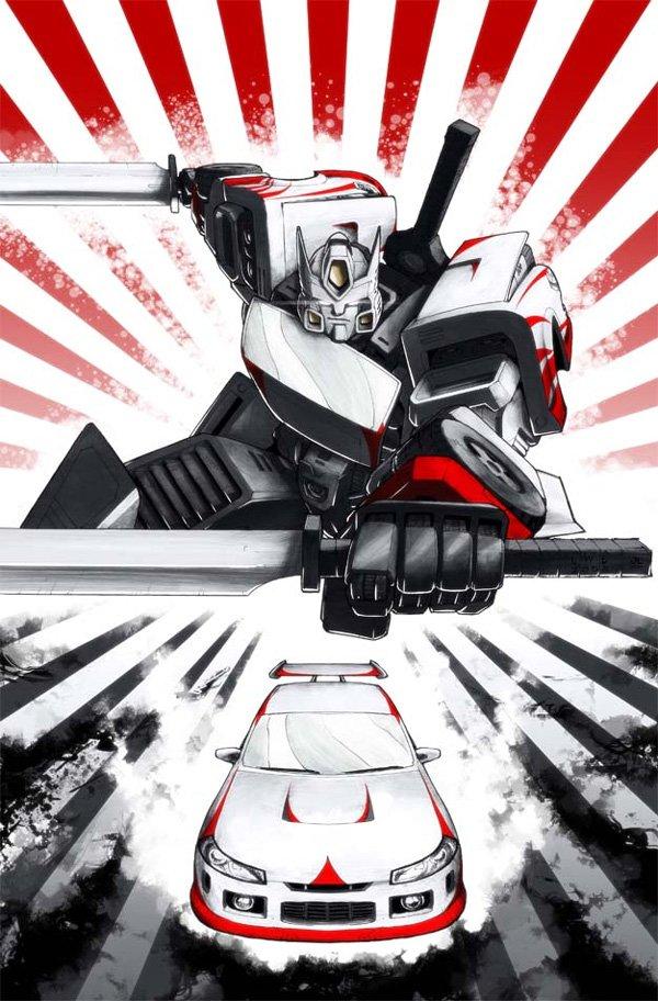 Drift Transformers