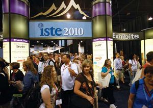 An inside look at ISTE10 from the blogosphere