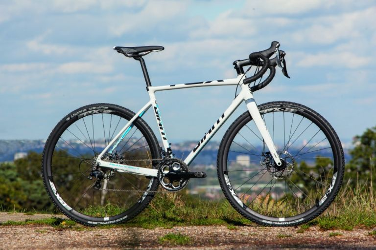 Giant TCX SLR-1 cyclocross bike