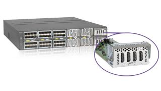 Utilizing ZeeVee ZyPer4K technology in conjunction with the 96-port NETGEAR 10G M4300-96X Modular Managed Ethernet switch, the new ZeeVee module benefits integrators and end users by enabling increased options for customization, reducing cost, lowering power consumption, and simplifying installation and deployment of large IP-based video networks.