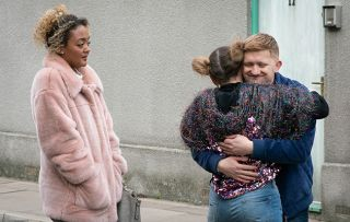 Coronation Street spoilers: Emma gives up on her romance with Chesney Brown