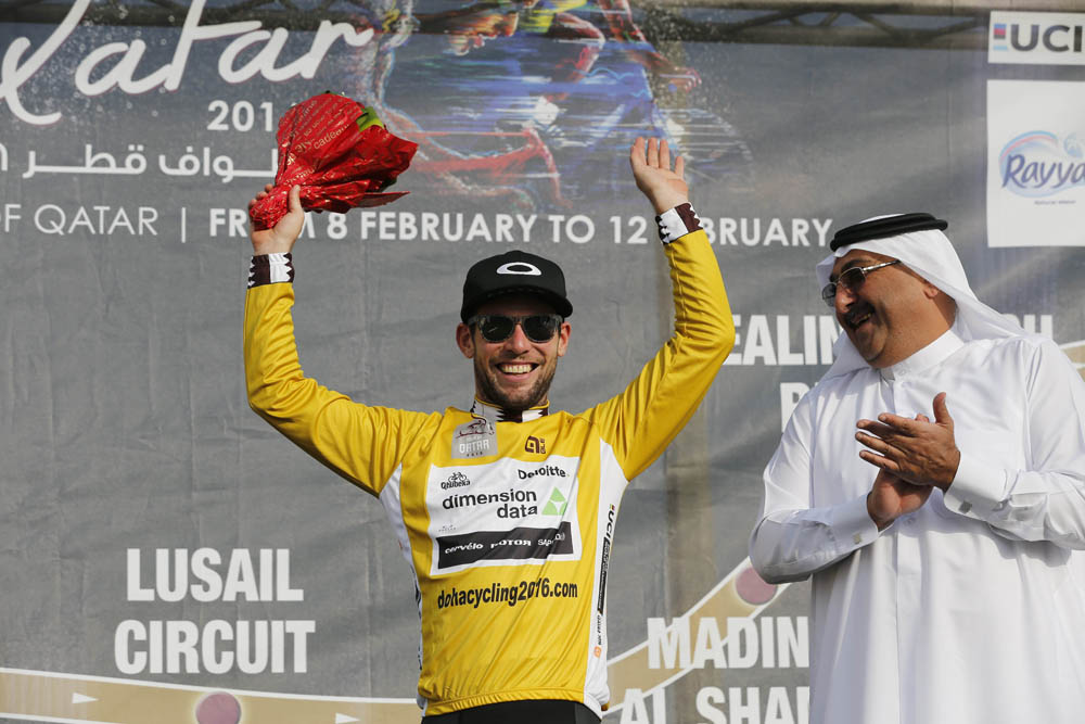 Tour Of Qatar Stage Three Time Trial Start Times Cycling