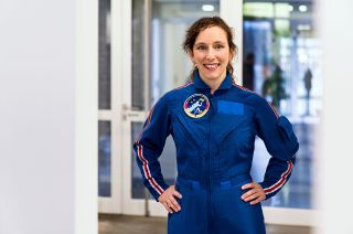 die astronautin germany women space