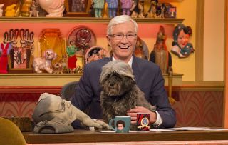 Olga picture tribute: Here we celebrate her most memorable TV moments with Paul O'Grady and famous friends...