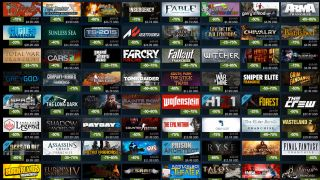 How much have I spent on Steam? Well, you can now find out