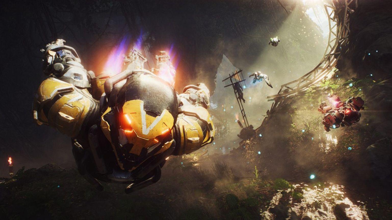 Anthem is now on Origin Access | PC Gamer