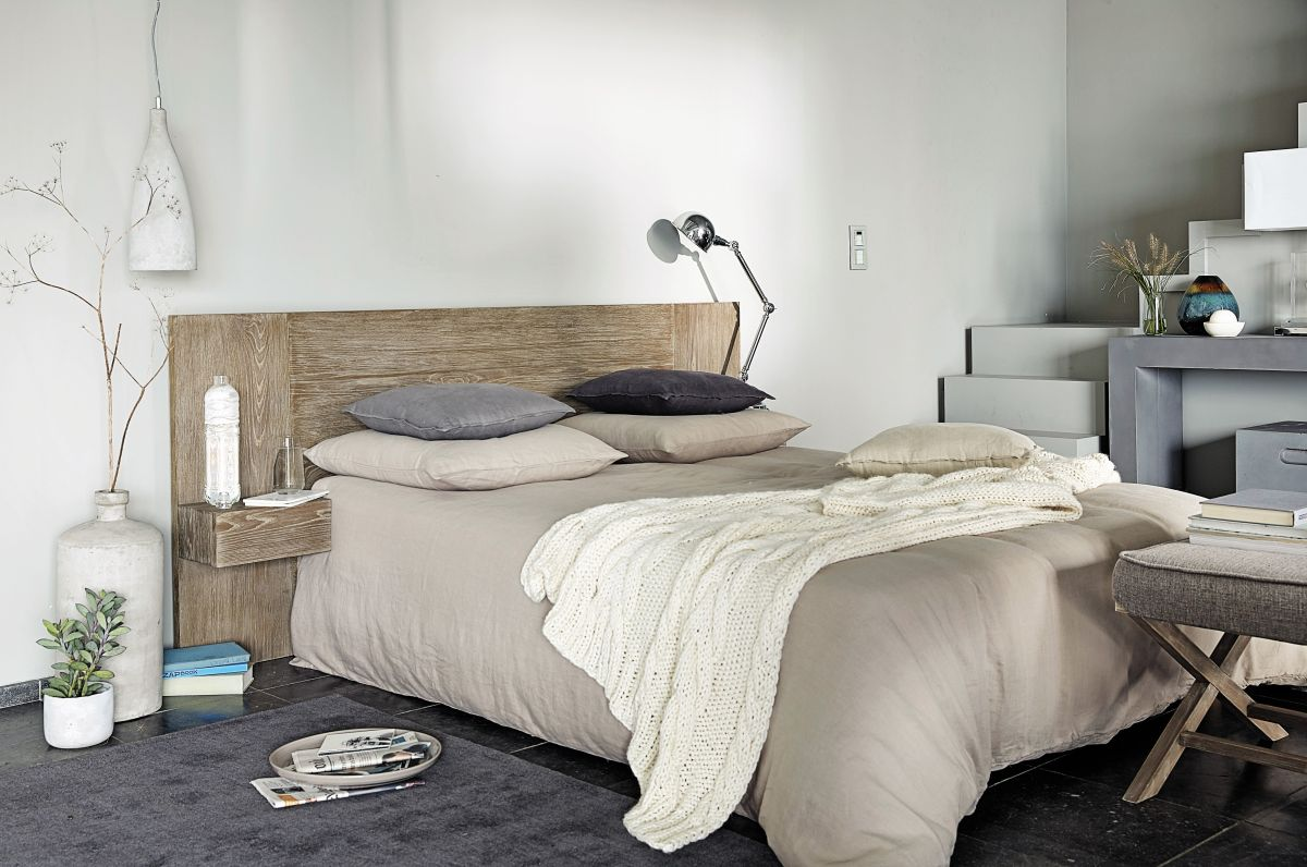 Storage Headboard 12 Stylish Storage Buys For Small Bedrooms Real Homes