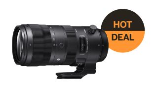 Save $500 on the Sigma 70-200mm f/2.8 DG OS HSM Sports lens