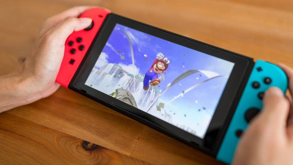 New Nintendo Switch won't be called Switch Pro — rumors reveal new name