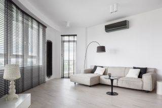 air conditioning unit in the home