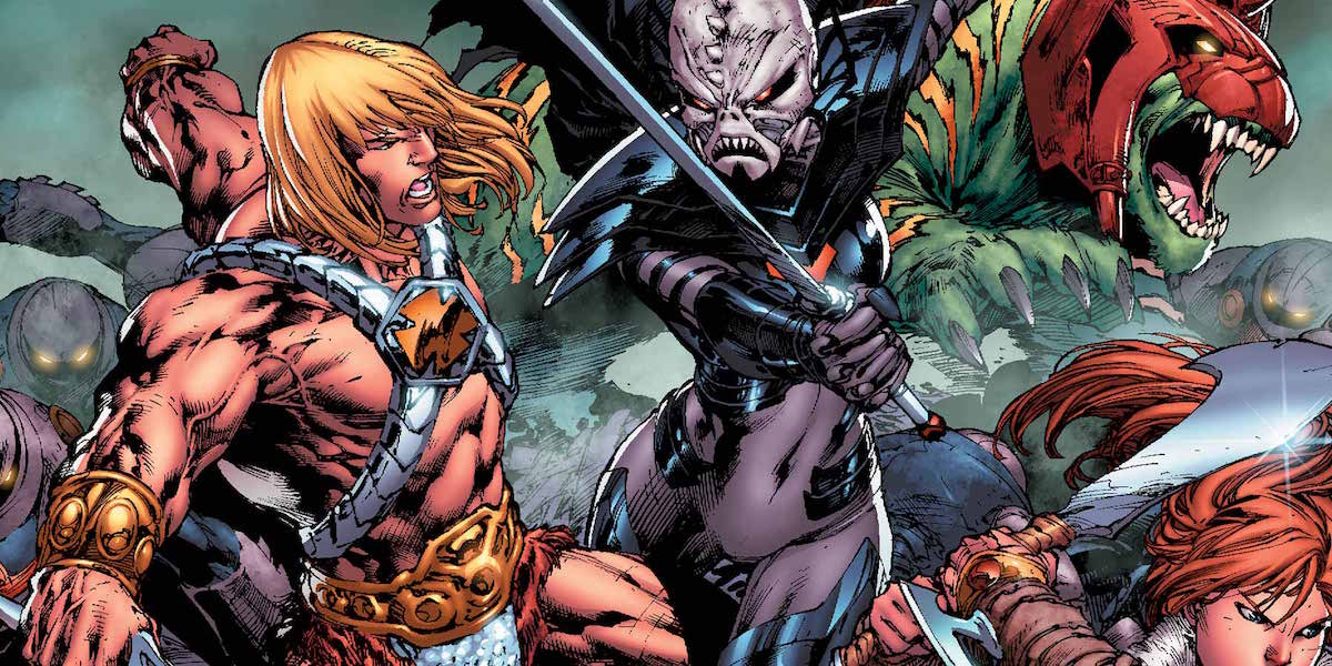 He-Man and the Masters of the Universe DC Comics