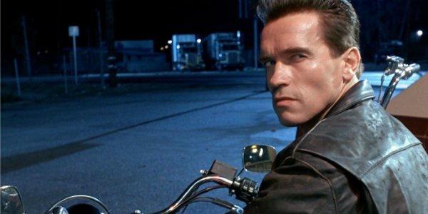 Terminator 2 Arnold Schwarzenegger T-800