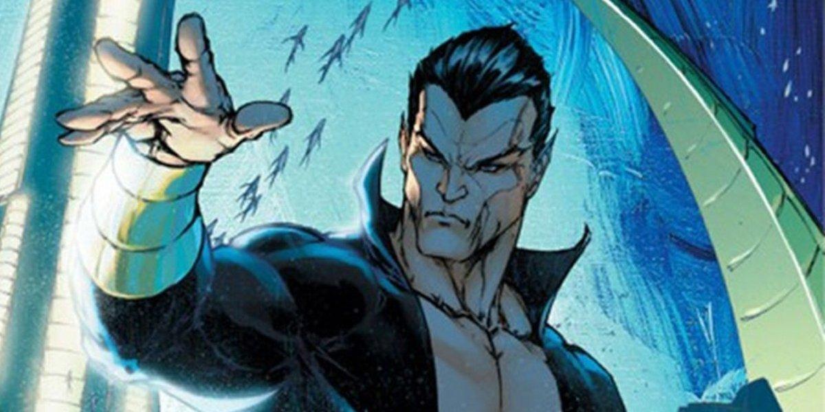 Marvel's aquatic mutant Namor, The Sub-Mariner