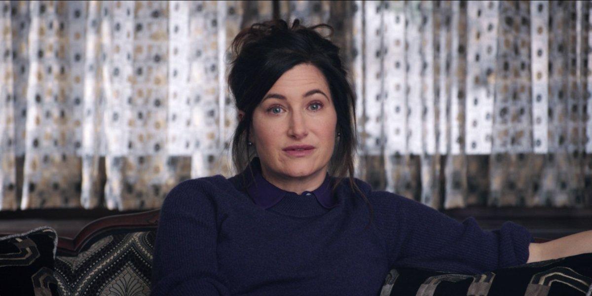 Kathryn Hahn on WandaVision