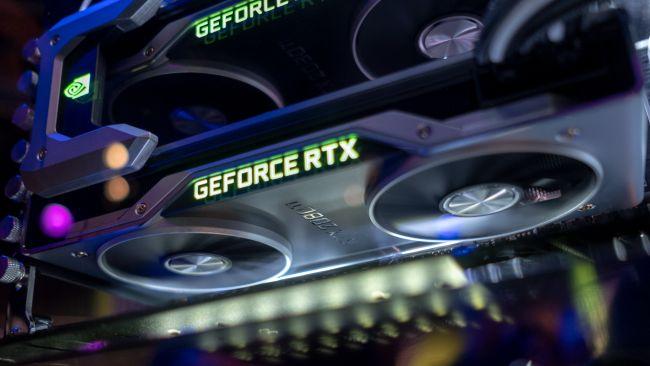 RTX 2080 fans