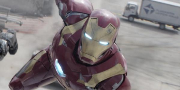 iron man flying captain america civil war
