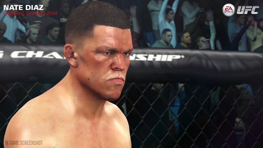 EA Sports UFC Screenshots Keep The Hype Going For PS4, Xbox One #31531